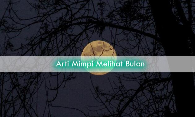 Arti-Mimpi-Melihat-Bulan