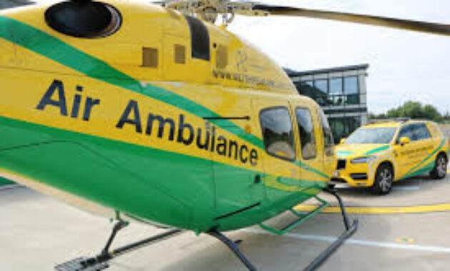 ambulans udara