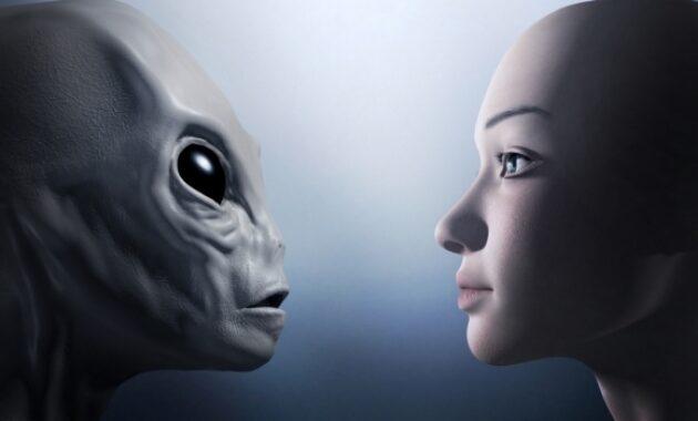 bisakah berkomunikasi dengan alien